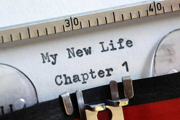 My new life, chapter one